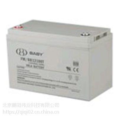 BABY蓄电池FM/BB12100T电源、报价