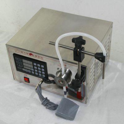 小型磁力泵半自动液体灌装机 LT-I 电动灌装机可耐腐蚀 耐酸碱 JSS/金时速