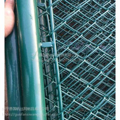 批发3米高篮球场围网 体育隔离网 球场防护网