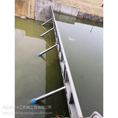 河北昊宇水工降坝行洪液压升降坝加工定制厂家销售
