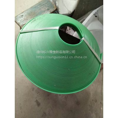 烁兴橡塑生产 耐磨 聚乙烯塑料条 高分子托条 尼龙导轨条 弯轨