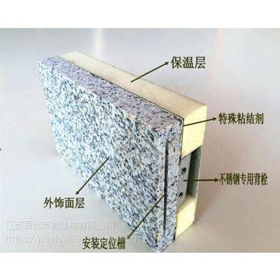 外墙保温一体板施工方案、外墙岩棉保温板施工工艺