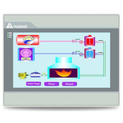 供应国产PLC 海为人机界面 10.2寸标准型触摸屏HD102T