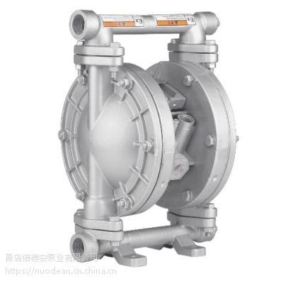 QBY3-10&QBY3-15 3/8寸和1/2寸气动双隔膜泵