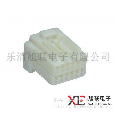 供应优质汽车连接器TE泰科175965-1国产12芯