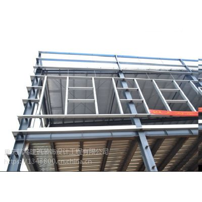 重庆航鸿幕墙装饰设计有限公司 钢结构彩钢棚 钢结构厂房 钢结构人行天桥