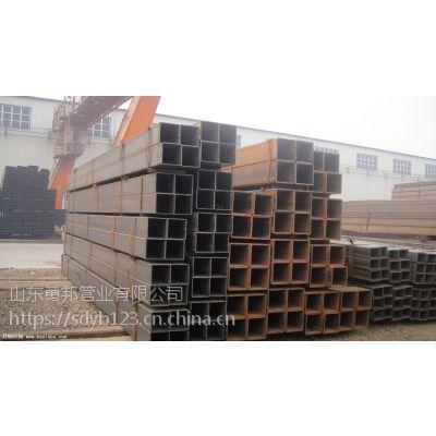 大口径Q345D方管矩形管钢结构用耐冲击无缝方管
