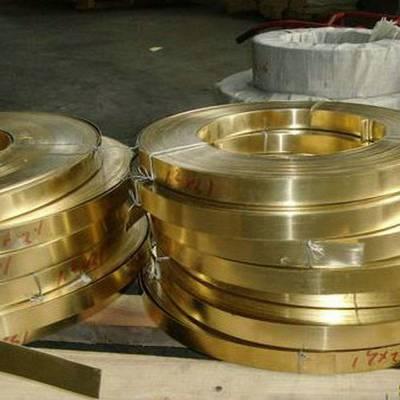 散热器零件用CUZN40锌黄铜带 进口黄铜箔带特性 环保黄铜深圳厂家