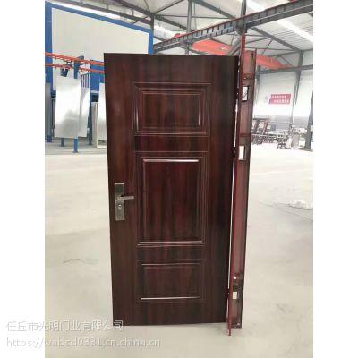 榆林市钢质防火门入户门厂家 性价比高