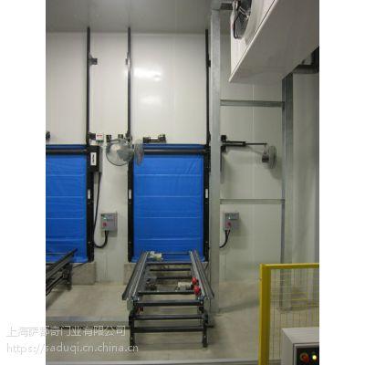 厂家提供巴士德冷库保温快速门,冷库不结冻快速生产厂家