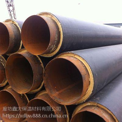 预制聚氨酯保温管,塑套钢保温管
