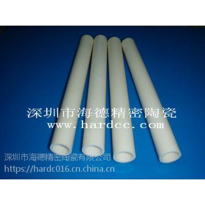 耐磨氧化铝陶瓷管,深圳陶瓷管加工