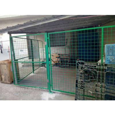 盘龙城工业园厂区护栏网 服装厂仓库隔离网 工厂外围安全隔离网