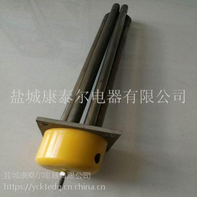 水箱法兰式电加热管 不锈钢锅炉法兰加热管 厂家直销 非标定制