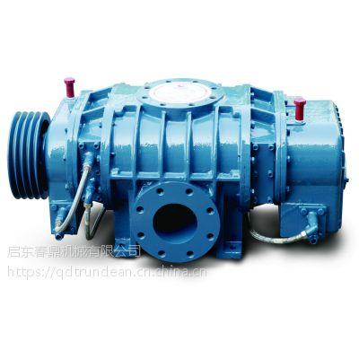 春鼎THS-250A型水冷式污水处理电镀搅拌低噪音三叶罗茨鼓风机