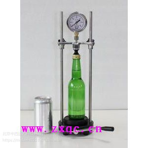 中西二氧化碳测定仪(啤酒或碳酸饮料)中西器材 型号:KB01-7001库号:M307831