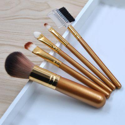 kainuoa/凯诺工厂批发化妆刷套装 美容刷5支美妆工具
