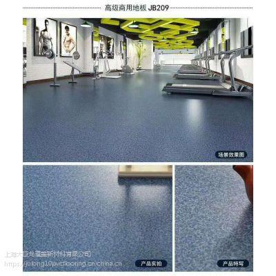 厂家直销PVC 商用卷材地板 弹性地板 塑胶卷材大巨龙1号新板木纹