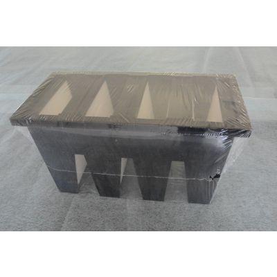 安克林亚高效空气过滤器空压机V型空气过滤hepa滤芯