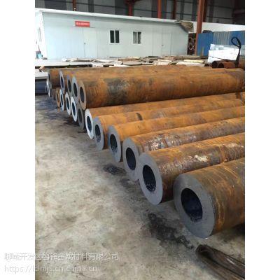 供应浙江16Mn大口径厚壁无缝钢管切割、零售&Q345B低压合金钢管价格