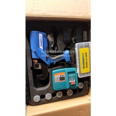 家装电热膜卡扣,电热膜卡子便携式自冲铆接机,便携式电动铆钉枪,贝瑞克品牌