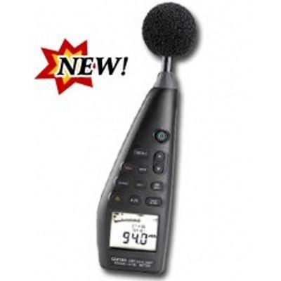 台湾群特CENTER-390记忆式噪音计 噪声记录仪