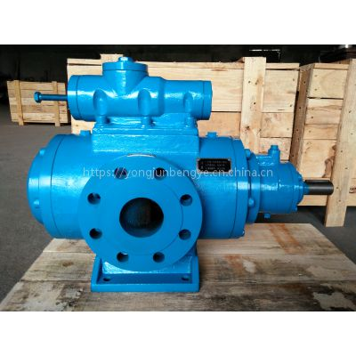 厂家直销 SNH210-46 三螺杆泵 安徽永骏泵阀 三螺杆泵厂家
