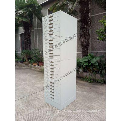 常州厂家直销蜡片柜蜡块柜钢制结构4节24抽价格优服务好欢迎选购
