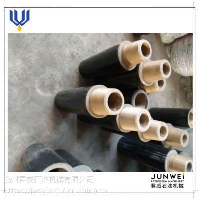 君威厂家大量供应各种钻具接头,转换接头4145H材质 NC38 NC50