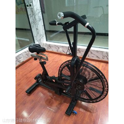 风阻单车是高强度体能训练的自虐神器