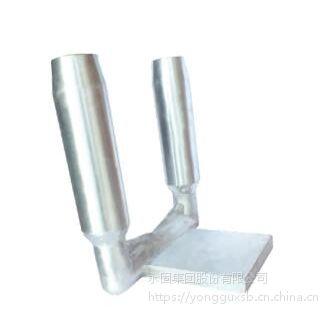 压缩型双导线铝设备线夹SSY-400/50-400 永固集团-门市部
