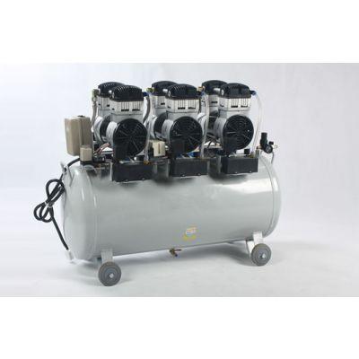 静音无油活塞式压缩机应该如何选择?