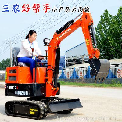 【小型挖掘机多少钱一台】1吨重的挖掘机什么样的 小勾机