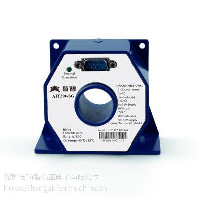充电桩检测的电流传感器应用