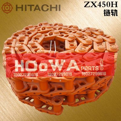 HITACHI/日立大型挖掘机配件ZX450H链轨 日立450链条