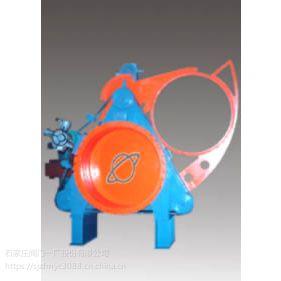 供应石家庄阀门一厂生产的环球牌高炉EPC手动扇形阀(GMF43X-2.5 DN200-1200)
