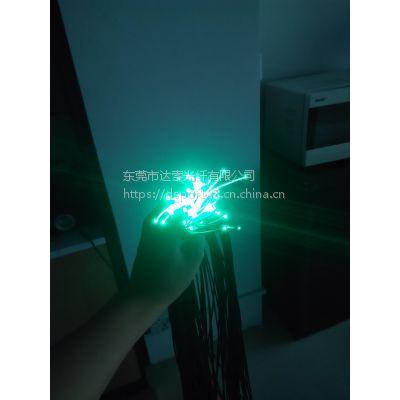 内径1mm外径2.2mm黑皮导光棒,漫天星星空顶,塑料光纤导光