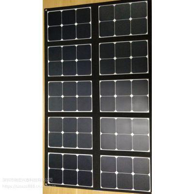 JHXT太阳能充电板200W折叠包户外移动充电宝便携太阳电池板