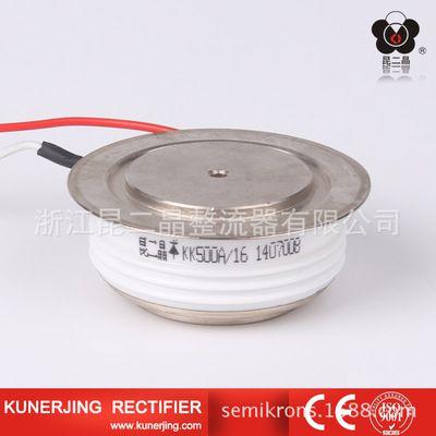 昆二晶 KP2000A1600V 原厂正品平板式 凸型 可控硅 普通晶闸管