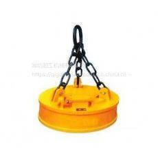 MW5吊运废铁钢起重电磁铁
