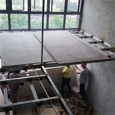 襄阳LOFT复式楼层板20mm水泥纤维板厂家给您报价!