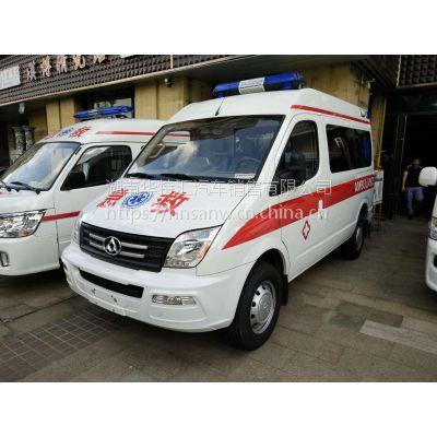 大通V80救护车 改装厂直销