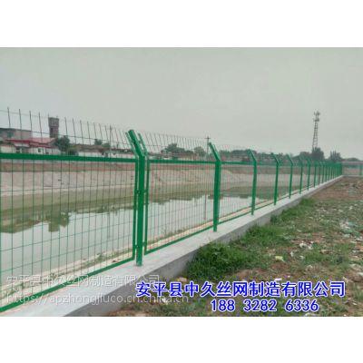高速公路防护围栏网 铁丝网防撞围栏 小区安全隔离护栏网