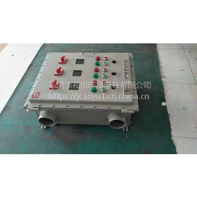 BXK-导热油加热器防爆电控箱 乐清裕恒防爆