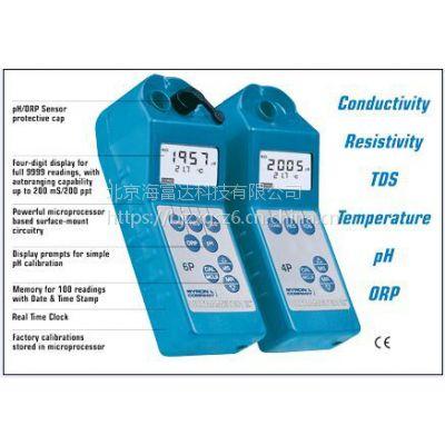 (WLY)中西4/6参数便携电导/pH表(美国) 型号:GD07-MYRONL库号:M180557