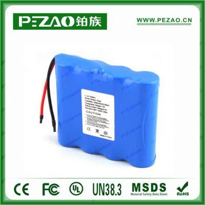 铂族电池 监护仪电池/B超仪电池/心电图电池/输液泵锂电池组/18650锂电池