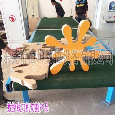 EVA海绵切割机价格 数控泡棉切割设备 异形海绵加工机器 图片 型号
