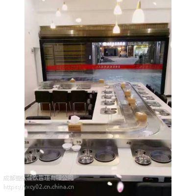 供应壹欣FD-涮烤自助旋转火锅设备厂家优惠畅销