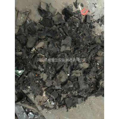 2018新款金属双轴撕碎机 塑料制管撕碎机 垃圾回收站粉碎处理