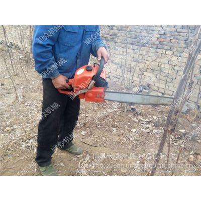 链锯式高产量挖树机 小树苗铲头式挖树机 国内轻便的起树机